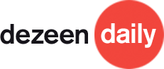 Dezeen daily logo mobile