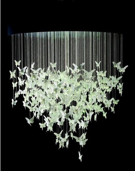 Bodo Sperlein chandeliers for Lladró | Dezeen