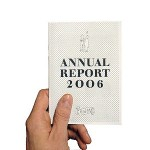 dezeen loves... COMPANY'S annual report