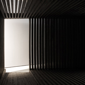 More images of Adjaye pavilion