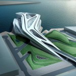 More images of Hadid's Emirates centre