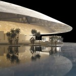 More images of Nouvel's Abu Dhabi museum