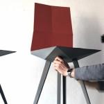 Kram Weisshaar show new chairs