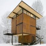 Tom Kundig's Delta Shelter