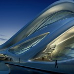 Zaha Hadid in Abu Dhabi update