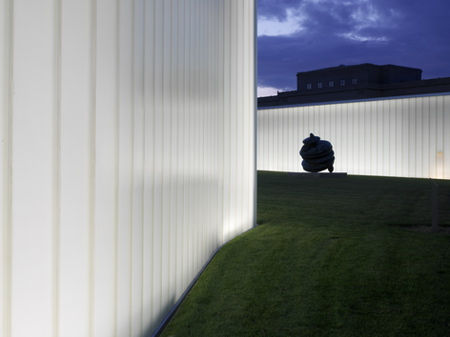 Nelson-Atkins Museum of Art by Steven Holl
