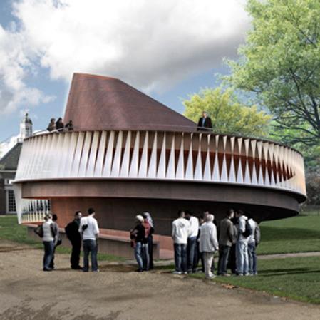 2007 Serpentine Gallery Pavilion