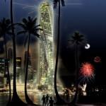 Dynamic Architecture in Dubai