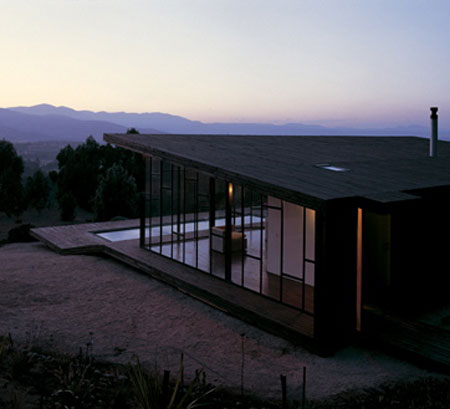 Deck House by Assadi + Pulido