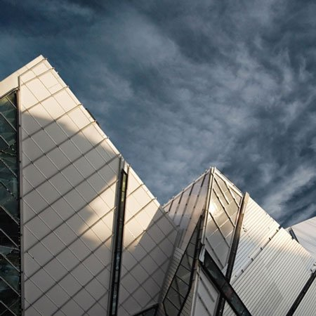 Daniel Libeskind at Royal Ontario Museum