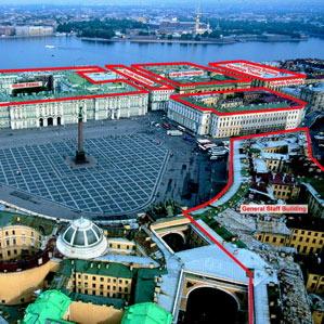 dezeen_Hermitage State Museum masterplan by AMO_1