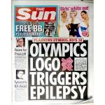 London 2012 Olympics logo 2