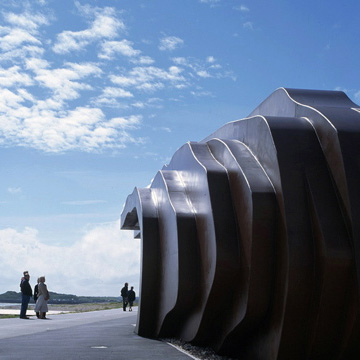 dezeen_More images of Heatherwick's East Beach Cafe_1