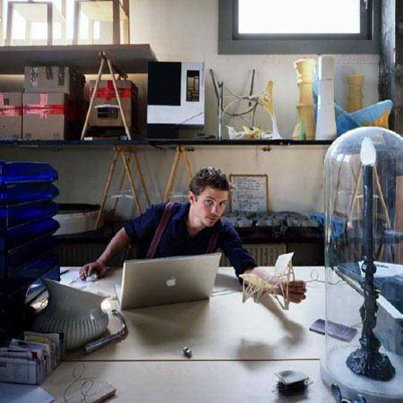 Portraits of Dutch designers