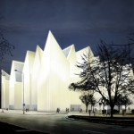 Szczecin Philharmonie  by EBV