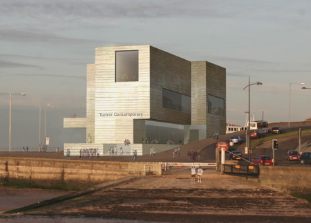 Turner Contemporary by David Chipperfield