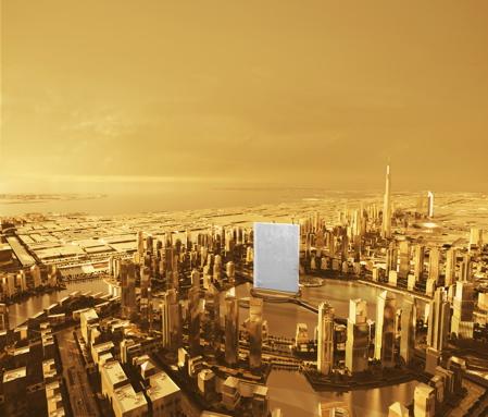 Dubai Renaissance by OMA