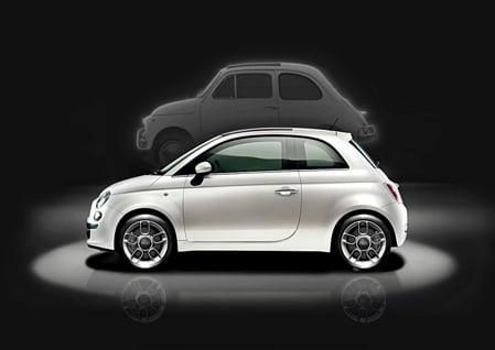 Fiat 500 History