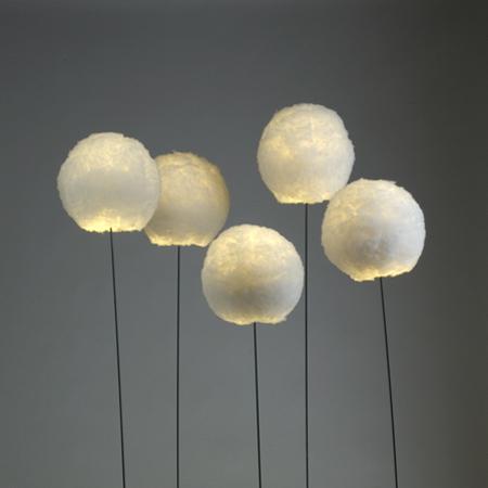 Dandelion Light by Sunghwa Jang