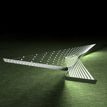 dezeen_Fade chandelier by Zaha Hadid for Swarovski_1