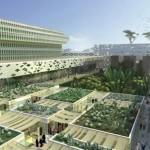Kuwait Al-Rai masterplan by OMA