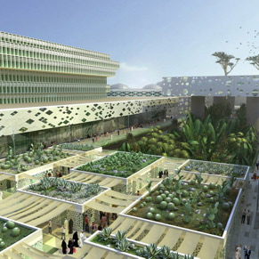 dezeen_Kuwait Al-Rai masterplan by OMA_1