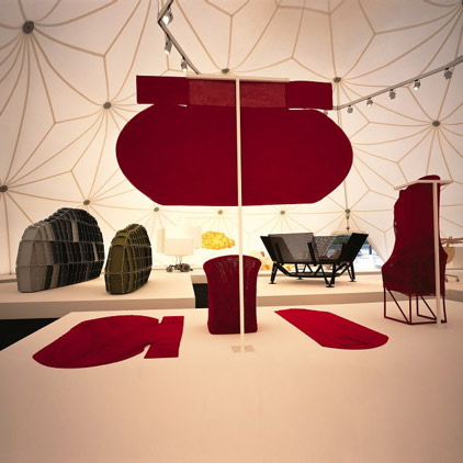 dezeen_New photos of Vitra Edition 2007_1