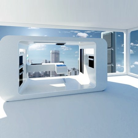ora ito kitchen goes on european tour - Futuristic Kitchen