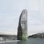 Peirao XXI in Vigo by Jean Nouvel