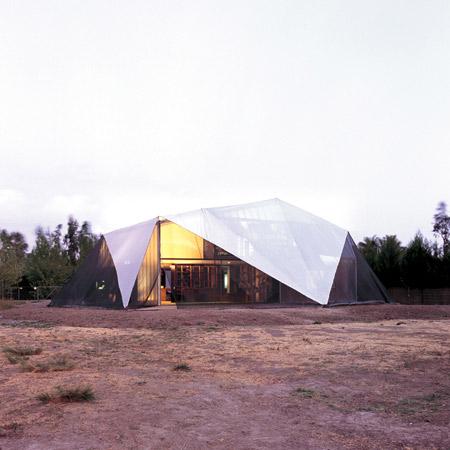 Wall House by FAR frohn&rojas architects 2