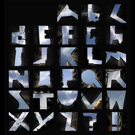dezeen loves... Type the Sky