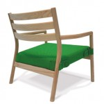 Lounge Chair by David Irwin