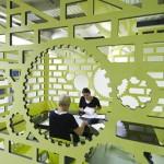 Roc Apeldoorn interior by Tjep.