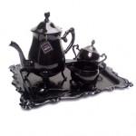 Tea Sets by Christine Misiak