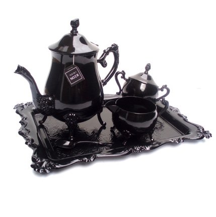 Tea Sets by Christine Misiak