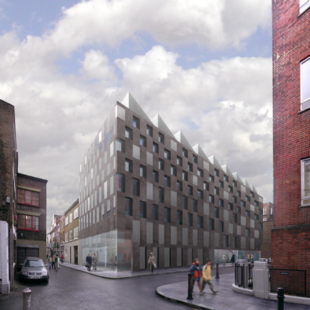 Rivington Place by David Adjaye