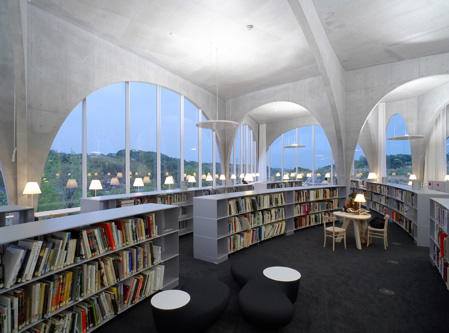 Tokyo Library 009