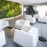 Qantas First Lounges by Marc Newson