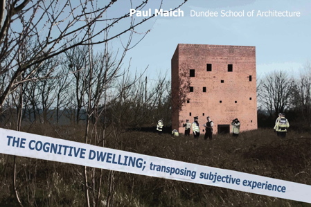 Architect murdered in his own building: Cognitive Dwelling by Paul Maich
