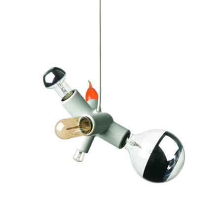 Cluster Lamp by Joel Degermark for Moooi