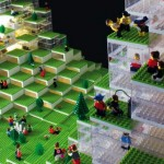 LEGO Towers by Bjarke Ingels Group