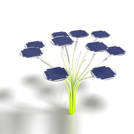 Solar Tree by Ross Lovegrove