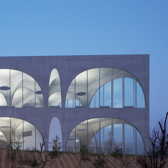 dezeen_Tama Art University Library by Toyo Ito_1