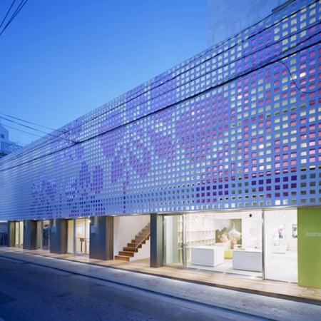 R3 Ukishima by Klein Dytham Architecture