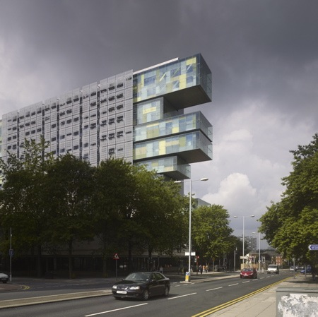 Denton Corker Marshall win Australian design award for Manchester Civil Justice Centre