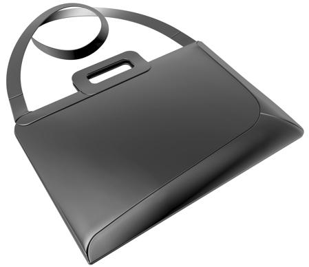 Дизайнерские сумки и портфели от Жерома Оливе.