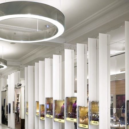 Wonder Room at Selfridges by Klein Dytham Architecture