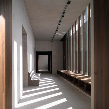 Museum of Modern Literature, Marbach am Neckar by David Chipperfield Architects