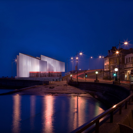 New designs for Turner Contemporary by David Chipperfield Architects