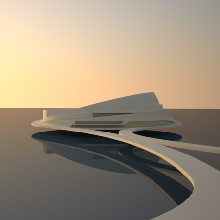 Atomikarchitecture wins 21st Century Pier competition